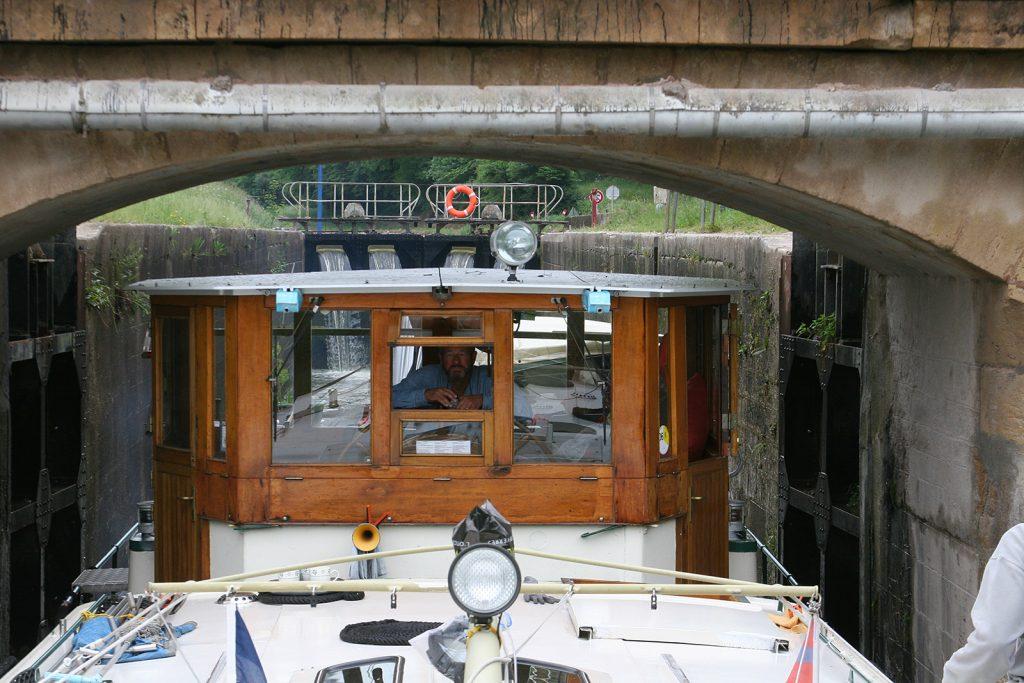Das «Normalmass» der Nivernais-Brücken