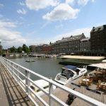 Der historische Hafen von Maastricht