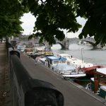 Am Quai von Namur (Belgien)