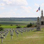 Soldatenfriedhof bei Sillery