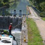 Schleuse vor Bar-le-Duc (Canal de la Marne au Rhin)