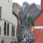 In Lüttich führt eine Treppe direkt in den Himmel...
