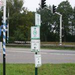 In den Niederlanden wird der Velofahrer als Verkehrsteilnehmer wahrgenommen