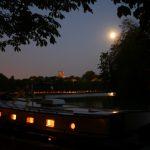 Châlons-en-Champagne bei Nacht