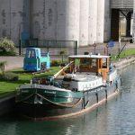 Liegeplatz der VNF in Void (Canal de la Marne au Rhin)