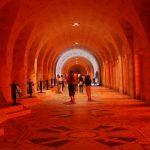 Das Ossuaire (Beinhaus) von Douaumont
