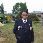 Der Stolz des Kriegsveteranen: Marineinfanterist der Kolonialtruppen
