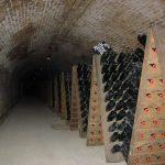 28 Laufkilometer Champagnerkeller bei Moët et Chandon in Epernay
