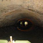 Bootsfahrt durch die Tunnels von Châlons-en-Champagne