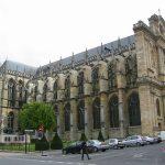 Kathedrale St. Etienne in Châlons-en-Champagne (Canal latéral à la Marne)