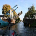Auf der Fahrt durch 's Hertogenbosch