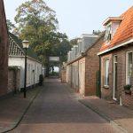 Häuserzeile in Vianen am Lek