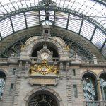 Jugendstil vom Feinsten – Bahnhof von Antwerpen