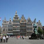 Der grosse Markt in Antwerpen