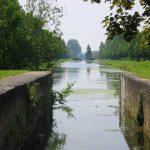 Der stillgelegte Canal Pommeroeul-Antoing (B)