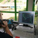 Zentrale Überwachung der Schleusen im Canal de St. Quentin