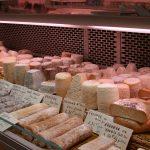 Im Käseparadies in Louhans