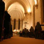 Mitternachtsmesse in Semur-en-Brionnais bei den Soeurs Apostoliques de St-Jean