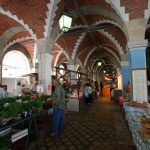 Markthalle in Clamecy