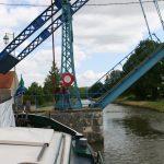 Hebebrücke am Nivernais