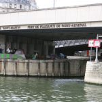 Schleuse zum Port de Plaisance Paris-Arsenal