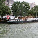 «Kinette» mitten in Paris