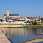 Nevers an der Loire