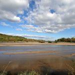 Bec d'Allier: Zusammenfluss von Allier und Loire