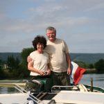 Brigitte und Karl Steiner