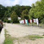 Waschtag in Ancy-le-Franc