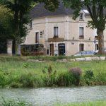 Das «Tante Lisette» in Ravières (Canal de Bourgogne)