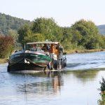 Canal de Bourgogne bei Marigny-le-Cahouët