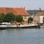 Pouilly-en-Auxois, der höchste Punkt des Canal de Bourgogne