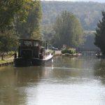Im Abstieg nach Dijon (Canal de Bourgogne)