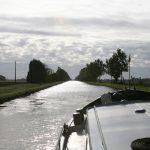 Zwischen Dijon und St-Jean-de-Losne