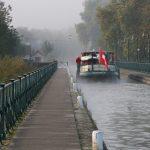 Pont Canal über die Loire bei Digoin