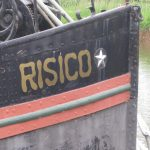 «Risico» means risk – she really is one...