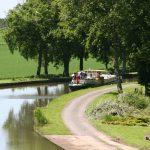 Downstream lock #25 Lépinoy (Canal de Briare)