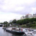 Paris Arsenal (next to Jerry and Suzanne Litner's «La Lavande»)