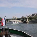 Paris upstream of Notre Dame