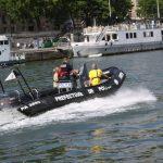 Paris water police