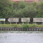 Arleux (Canal de la Sensée)