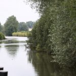 La Lys downstream Lille