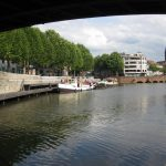 Portus Ganda in Bruges