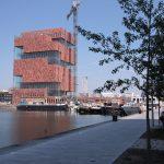 New maritime museum inn Antwerp