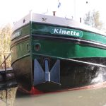 Kinette «after» (with anchor conform to TRIWV)