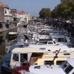 Sale fair in Gorinchem