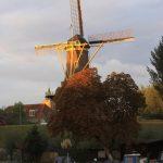 Windmill in Gorinchem