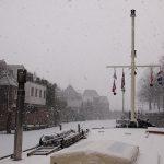 Winter in Gorinchem – Kinette im Eis