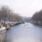 Im Zuidkolk von Delft
